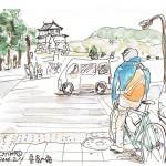 draw_皇居