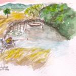 脳内風景 理想の池