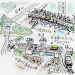 大船渡ダム(岐阜)