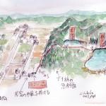 若畑沼・板戸沼(秋田)2015
