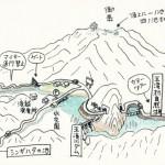 御岳王滝の池(長野)
